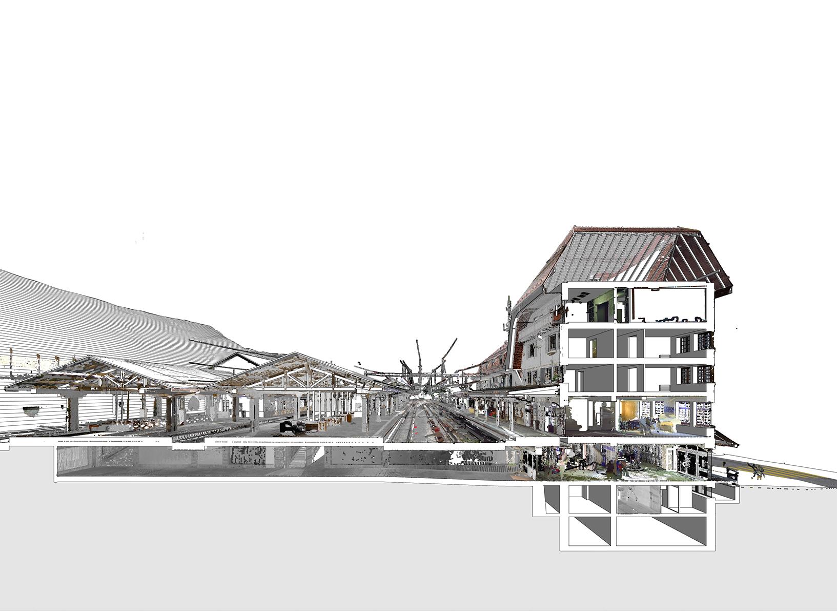 Reverse Architecture –paper presented at the BIM World Munich 2018–